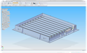 design and engineering for industrial shutters, metal fabrications, and CNC machining